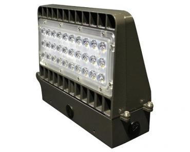 60W Small LED Wall Pack